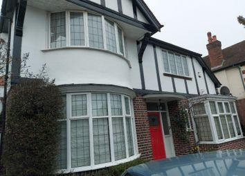 Thumbnail 5 bed detached house to rent in Armorial Road, Styvechale, Coventry