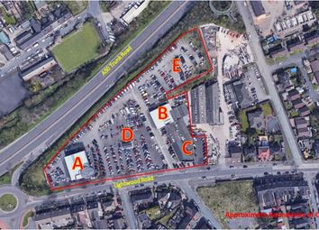 Thumbnail Land for sale in Sale D, Platts Garage Group, Lightwood Road, Longton, Stoke-On-Trent