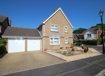 Thumbnail 4 bed detached house for sale in Osprey Close, Mudeford