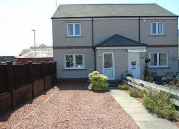 Thumbnail 2 bed semi-detached house for sale in Caledonian Place, Lockerbie