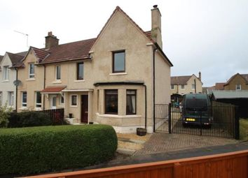Thumbnail 3 bed end terrace house for sale in Carronview, Stenhousemuir, Larbert, Stirlingshire