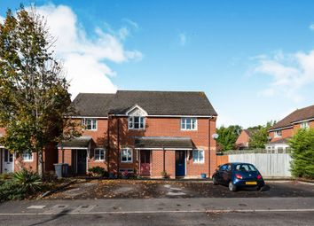 Thumbnail 2 bed terraced house to rent in Pawmers Mead, Church Crookham, Fleet