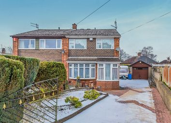 Thumbnail 3 bed semi-detached house for sale in Gleneagles Crescent, Birches Head, Stoke-On-Trent