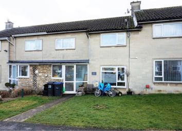 Thumbnail 3 bed terraced house for sale in Lister Grove, Westwood, Bradford-On-Avon