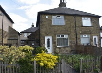 Thumbnail 2 bed semi-detached house for sale in Briarwood Avenue, Riddlesden, Keighley, West Yorkshire