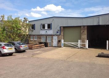 Thumbnail Light industrial to let in 38 Morgan Way, Bowthorpe Industrial Estate, Norwich