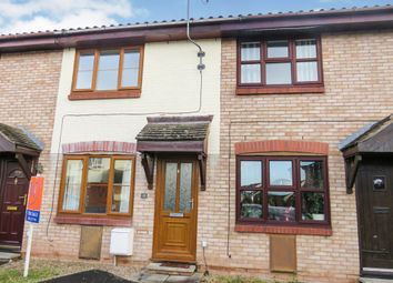 Thumbnail 2 bedroom terraced house for sale in Thirsk Avenue, Hereford