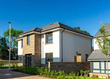 Thumbnail 4 bed detached house for sale in Lethington Gardens, Burns Circus, Haddington