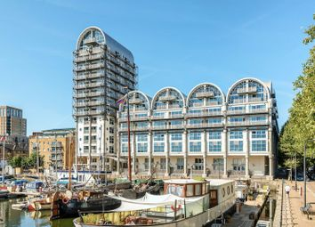 Thumbnail 3 bed flat for sale in Baltic Quay, Sweden Gate, Surrey Docks