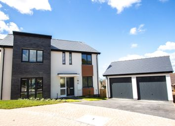 4 bed detached house for sale in The Palmerston, Berkeley Square, Crownhill, Plymouth PL6