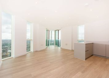 Thumbnail 3 bedroom flat to rent in Saffron Tower, Croydon