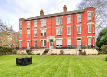 Thumbnail 4 bed flat to rent in Riverview Mansions, Clevedon Road, East Twickenham