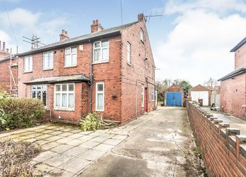 Thumbnail 3 bed semi-detached house for sale in Lumley Street, Hightown, Castleford, West Yorkshire