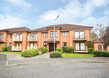 Thumbnail 2 bed flat for sale in Brisbane Court, Giffnock, Glasgow
