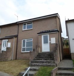 Thumbnail 2 bed property to rent in 2 Bed House, Penparcau, Aberystwyth