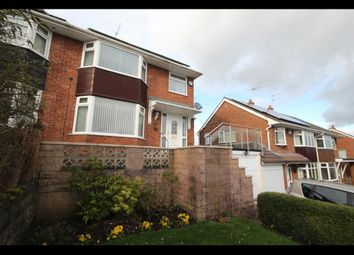 Thumbnail 3 bed semi-detached house for sale in Hillside Avenue, Forsbrook, Stoke-On-Trent