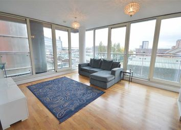 Thumbnail 2 bedroom flat for sale in Leftbank 18, Spinningfields, Manchester