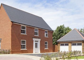 "Thumbnail 5 bed detached house for sale in ""Henley"" at Albert Hall Place, Coalville"