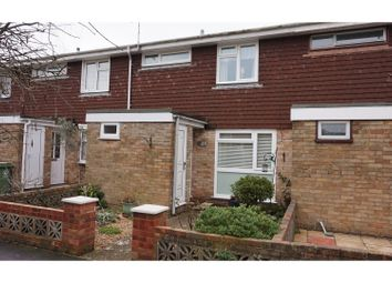 Thumbnail 3 bed terraced house for sale in Balderton Close, Portsmouth