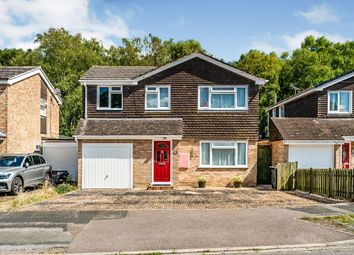 Thumbnail Detached house for sale in Bracken Road, North Baddesley, Southampton