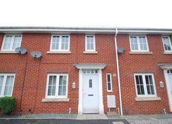 Thumbnail 3 bed town house for sale in Newbold Close, Dukinfield