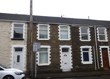 Thumbnail 2 bed terraced house for sale in Creswell Road, Neath, West Glamorgan.