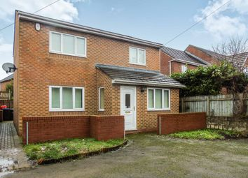 Thumbnail 3 bedroom detached house for sale in Wingate Road, Trimdon Station