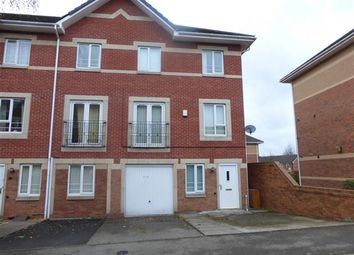 Thumbnail 4 bedroom end terrace house for sale in Keepers Close, Hockley, Birmingham
