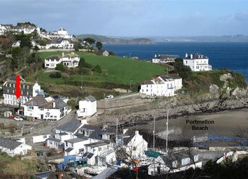 Thumbnail 2 bed flat for sale in Portmellon, Mevagissey, Cornwall.