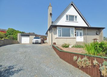 Thumbnail 3 bed detached house for sale in Causewayend Crescent, Aberchirder, Aberdeenshire