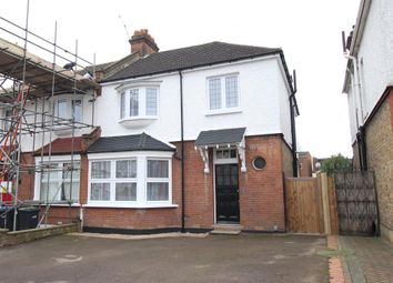 Thumbnail 4 bed semi-detached house for sale in Queens Road, Enfield