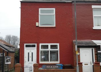 2 bed end terrace house to rent in Bowler Street, Levenshulme, Manchester M19