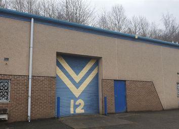 Thumbnail Industrial to let in Unit 12, Linn Park Industrial Estate, Glasgow