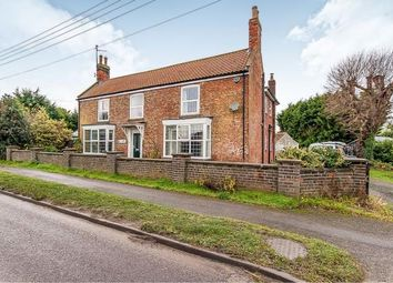 Thumbnail 6 bed detached house for sale in Main Road, Stickney, Boston, Lincolnshire