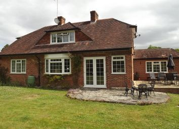 Thumbnail 3 bed detached house to rent in The Crescent, Ashurst, Southampton