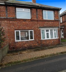 Thumbnail 3 bed semi-detached house to rent in Tibbersley Avenue, Billingham, Cleveland
