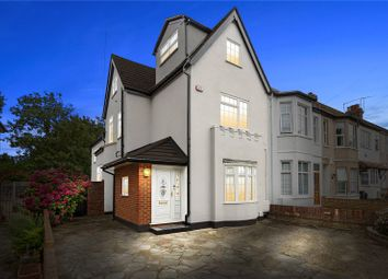 Thumbnail 4 bed end terrace house for sale in Junction Road, Romford