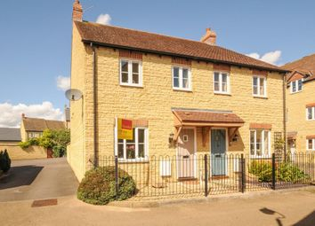 Thumbnail 3 bed semi-detached house to rent in Beech Lane, Carterton