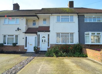 Thumbnail 3 bed terraced house to rent in Canfield Drive, Ruislip, Middlesex