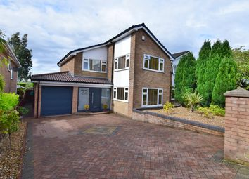Thumbnail 4 bed detached house for sale in Links Road, Hopwood, Heywood