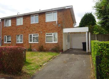 Thumbnail 3 bedroom property to rent in Naunton Road, Bentley, Walsall