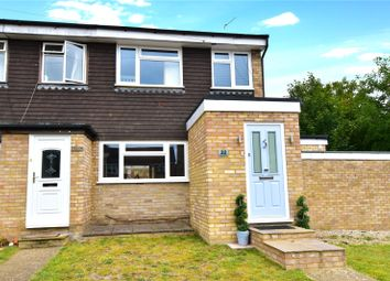 3 bed end terrace house for sale in Hall Close, Mill End, Rickmansworth, Hertfordshire WD3