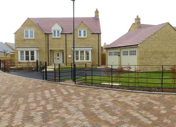 Thumbnail 4 bed detached house for sale in Hamilton Close, Mickleton, Chipping Campden