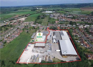 Thumbnail Light industrial to let in Holme Road, Market Weighton, East Riding Of Yorkshire