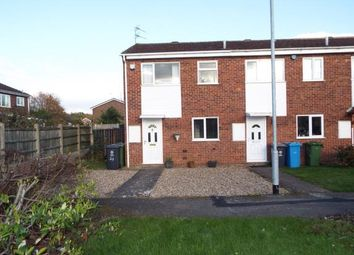 Thumbnail 2 bedroom end terrace house for sale in Benson Close, Perton, Wolverhampton, West Midlands