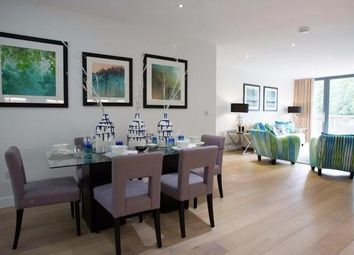 Thumbnail 3 bed maisonette for sale in The Village Square, West Parkside, Greenwich, London