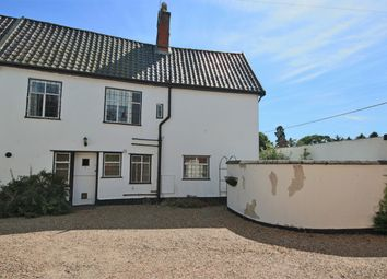 Thumbnail 3 bed semi-detached house for sale in Mount Street, Diss