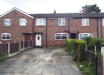 Thumbnail 3 bedroom terraced house for sale in Ashburn Avenue, Manchester, Greater Manchester