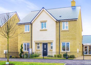 Thumbnail 4 bedroom detached house for sale in The Clyde, Swinbrook Road, Carterton