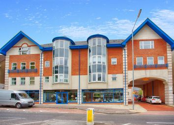 Thumbnail 2 bed flat to rent in Warwick House, St Albans, Hertfordshire
